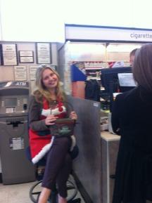 Lesya at Walgreens