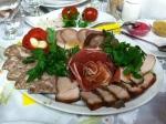 Meat Plate - Kiev, Ukraine