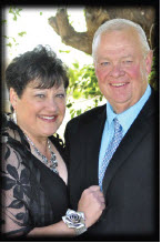 Pat and Lori Howell: Proud CCI Greenheart Host Parents