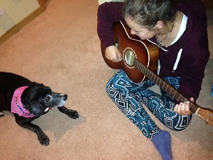 malloy singing to dog formatted